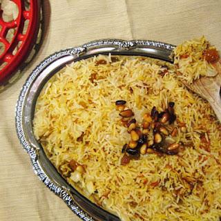 Mughlai Rice