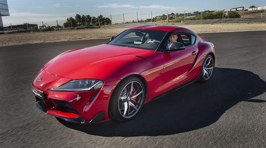 El nuevo Toyota GR Supra ya se encuentra disponible en Alboran Motor