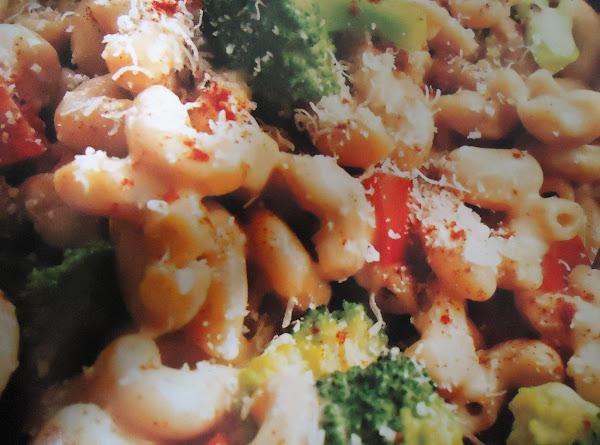 Norma's Healthy Broccoli & White Bean Mac & Cheese Recipe