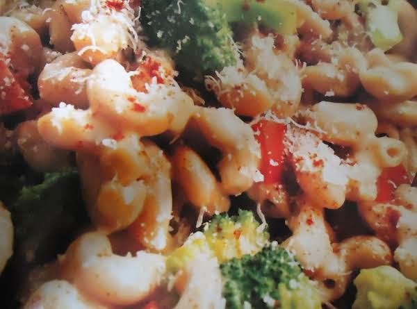 Norma's Healthy Broccoli & White Bean Mac & Cheese