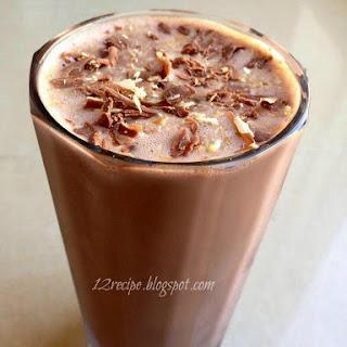 Chocolate Milkshake