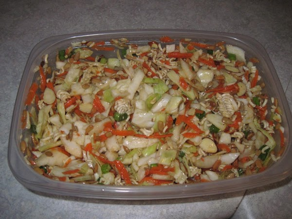 Cabbage Salad Mmb Recipe