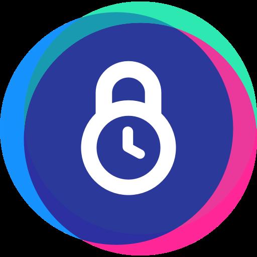 Lock Screen Clock