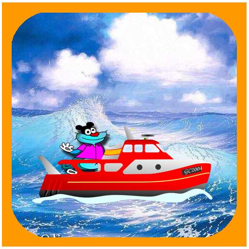 Doggy Boat