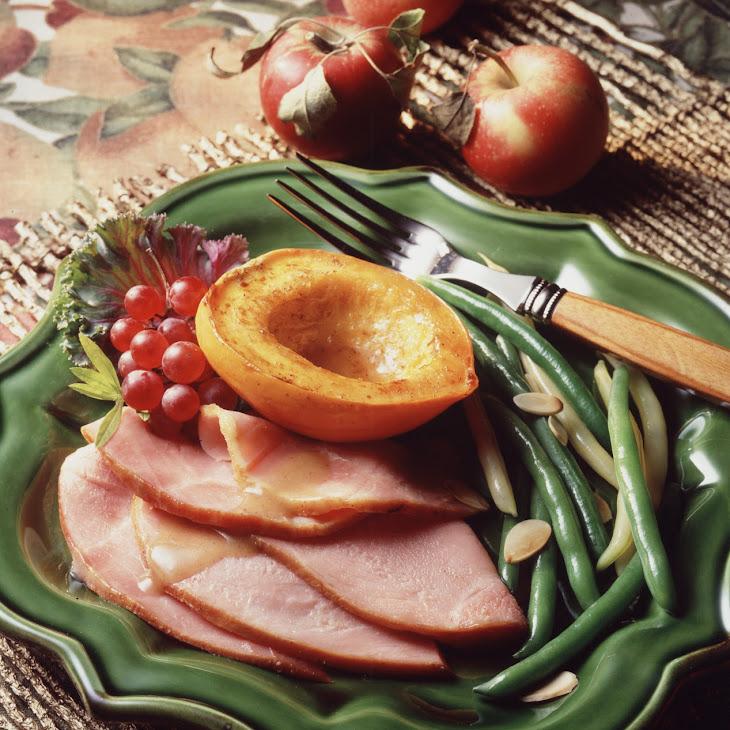 Ham with Cider Glaze Recipe