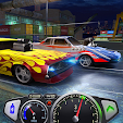 Top Speed: Nitro Drag Race 3D icon