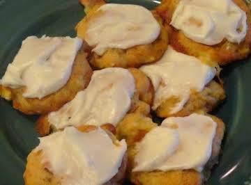 Pineapple Nut Cookies
