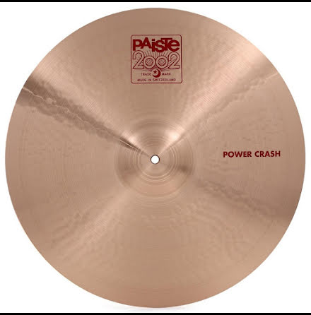 "17"" Paiste 2002 - Power Crash"