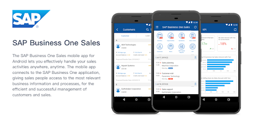 SAP Business One Sales - Apps on Google Play