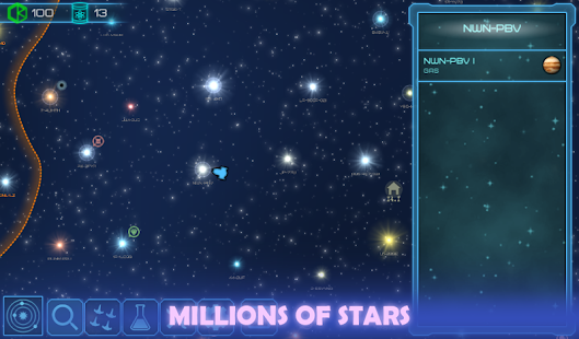 Event Horizon - space rpg Screenshot