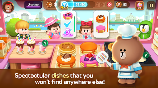 LINE CHEF apktreat screenshots 2