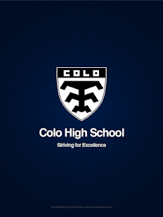 Colo High School- screenshot thumbnail