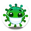 Viruses Animated Stickers For WhatsApp icon