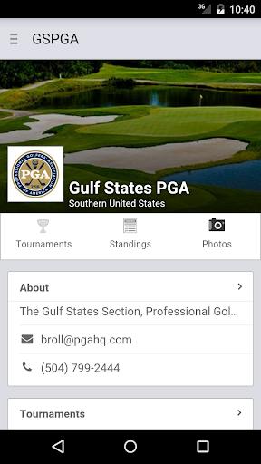 玩運動App|Gulf States PGA免費|APP試玩
