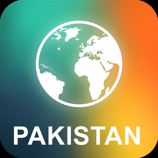 パキスタン オフライン地図 旅遊 App LOGO-硬是要APP
