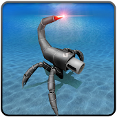 Underwater: Robot Stealth Spy Survival Mission