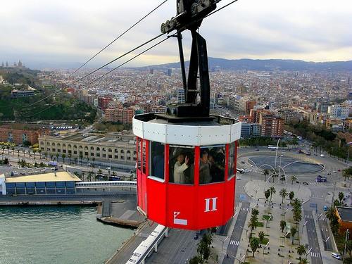 Photo Téléphérique de Barcelone