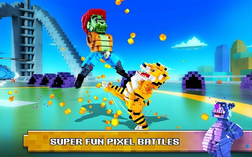 Super Pixel Heroes 2020 Screenshot