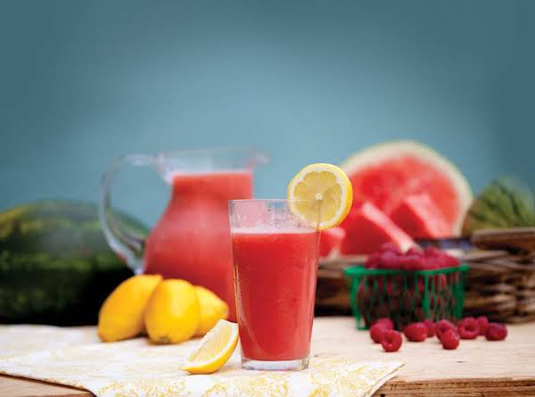 Watermelon And Berry Fresca