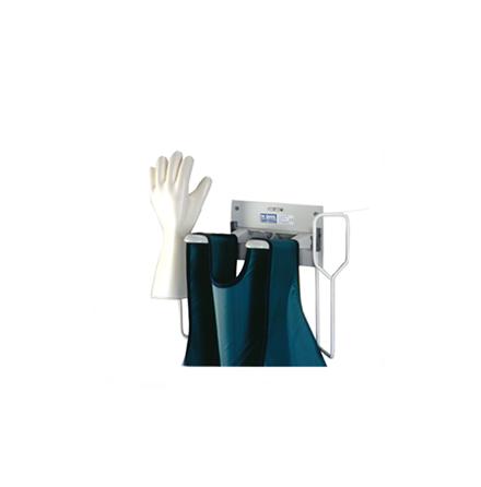 Hängare till förkläde & handskar