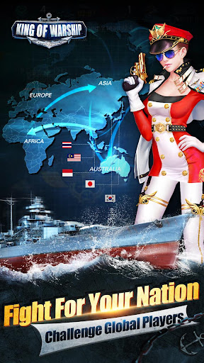 King of Warship: National Hero  gameplay | by HackJr.Pw 2
