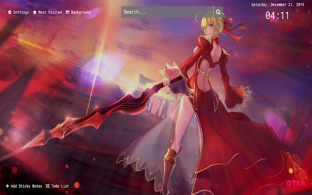 Fate Grand Order Wallpapers Hd New Tab Theme