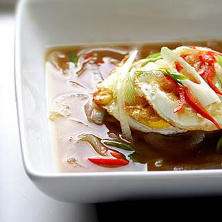 Malaysian Sweet and Sour Eggs Recipe (Eggs Masak Branda/Belanda)