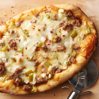 Slow-Cooker Deep-Dish Pizza.