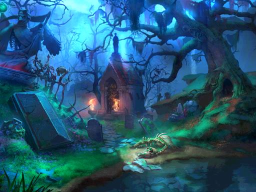 League of Light: The Game  screenshots 1