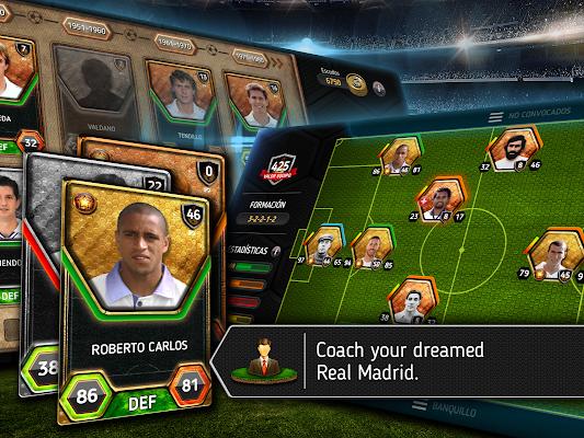 Real Madrid Legends - screenshot