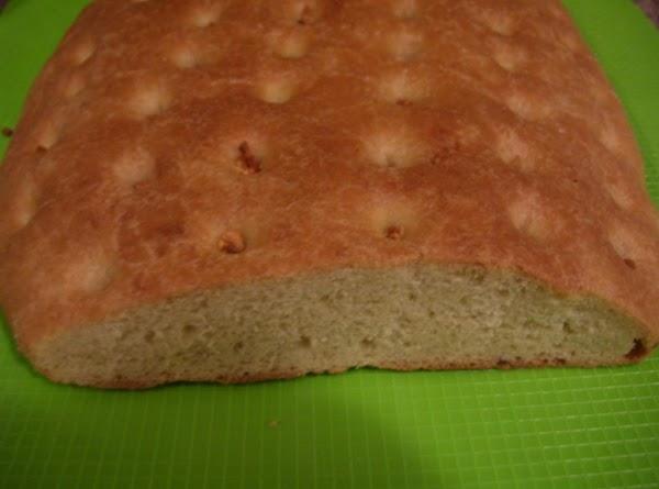 Foccaccia - Italian Flat Bread Recipe