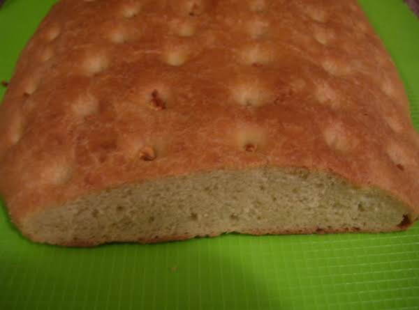 Foccaccia - Italian Flat Bread