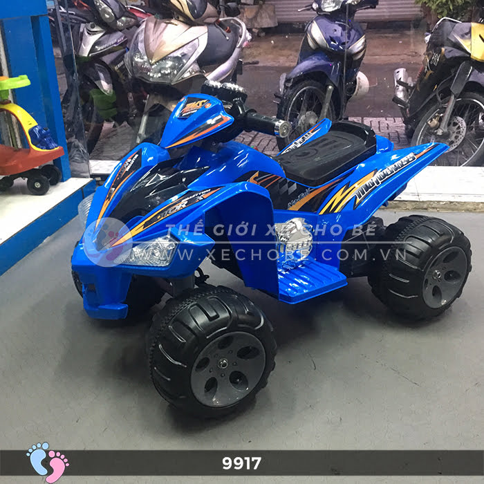 Xe moto điện trẻ em 9917 5