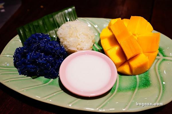 台北東區泰式料理│甲泰船麵。泰式街頭小吃,蝦餅好吃、甜點特別