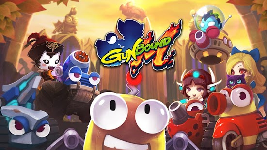 Tải Game GunboundM