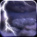 Thunderstorm Free Wallpaper icon