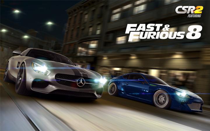 CSR Racing 2 v1.11.3 [Mod]