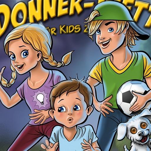 Donner-Wetter! Comic