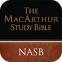 NASB MacArthur Study Bible icon
