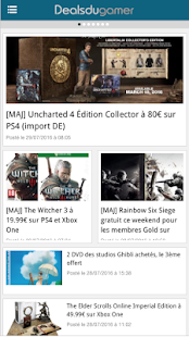 Deals du Gamer - Bons plans JV- screenshot thumbnail