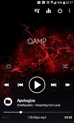 Mp3 player - Qamp screenshot 7