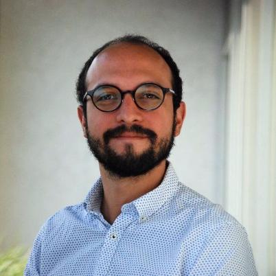 A portrait of Jerónimo Esquinca