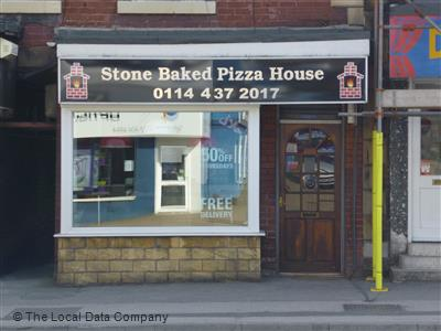 Stone Baked Pizza House On Abbeydale Road Pizza Takeaway