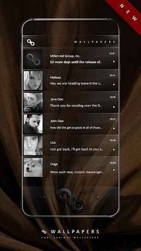 Wallpapers QB Messenger screenshot 7