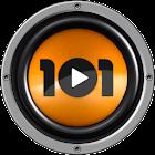 Online Radio 101.ru icon