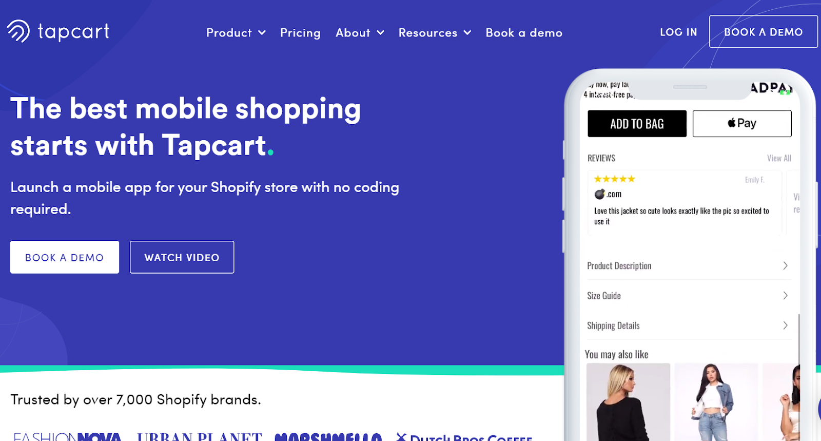 ecommerce marketing tools to build a mobile app