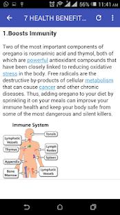 7 HEALTH BENEFITS OF OREGANO - náhled