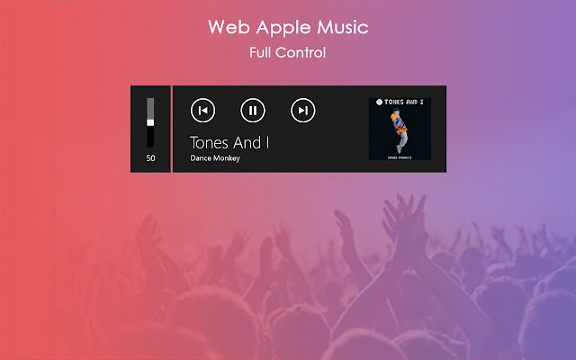 Apple Music Controls