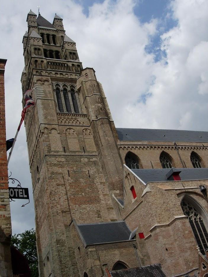 Cathédrale Saint-Sauveur à Anvers