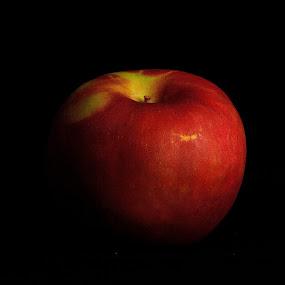 The Apple by Raymond Umlas - Food & Drink Fruits & Vegetables